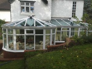 Conservatory cleaning in Stourbridge